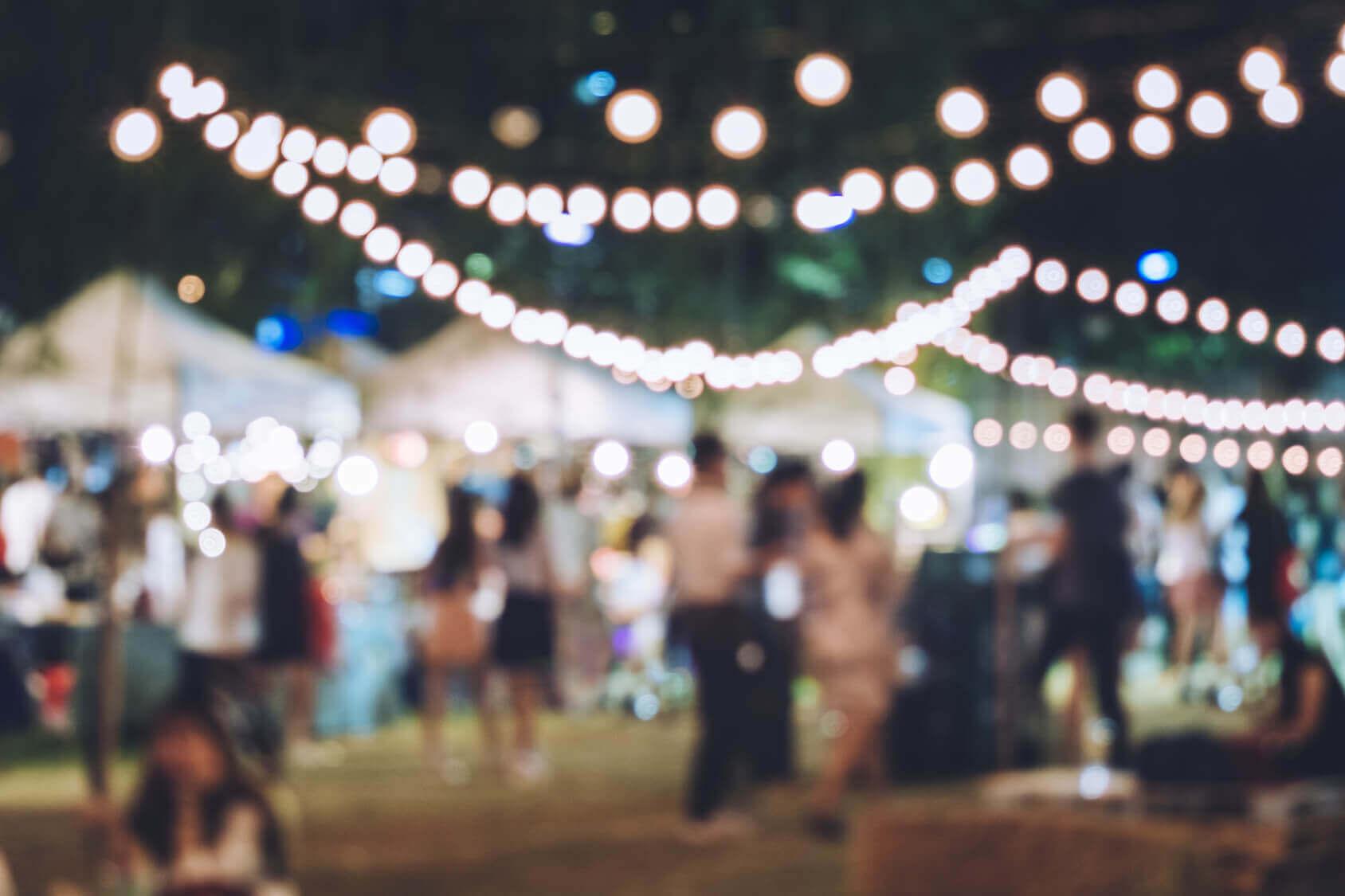 eigen bedrijfsfestival