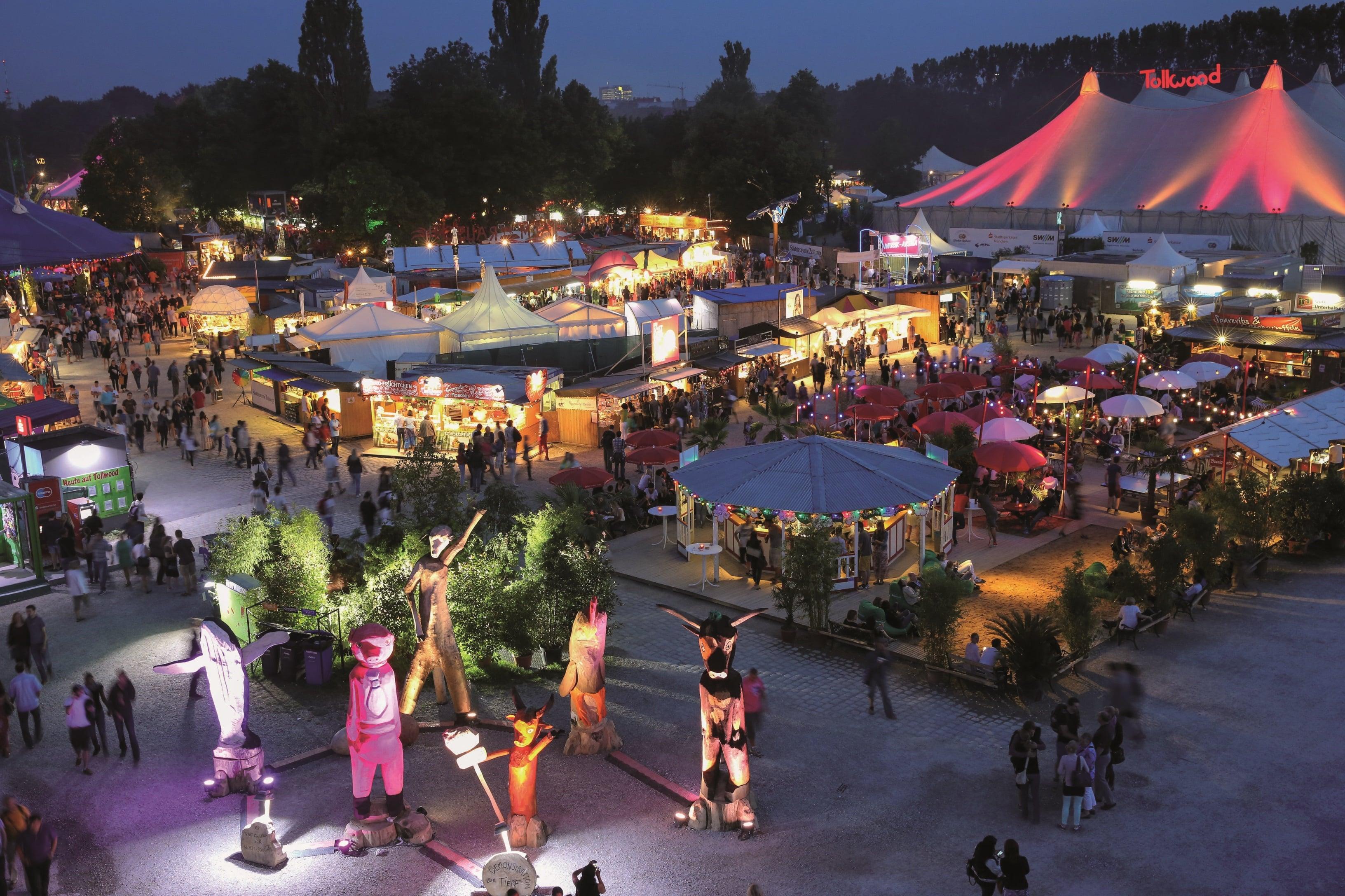 Bedrijfswinterfestival op jullie bedrijf met eigen kerstmarkt